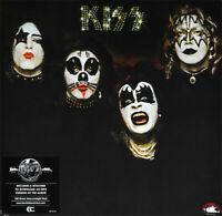 Kiss Kiss Vinyl Self Titled 180 Gram LP Cover Damage Download Code