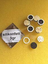 Keramikventil Ersatzteil mit Silikonfett 3gr  für Jura Z/X/S-Serie