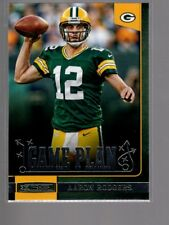 2013  ROOKIES AND STARS GAME PLAN #11    AARON RODGERS  PACKERS