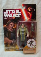 "Star Wars The Force Awakens Unkar Plutt 3"" Action Figure Toy New"