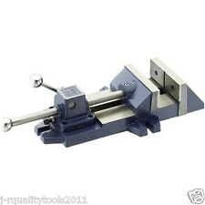 """6"""" QUICK RELEASE METAL STEEL VISE FOR DRILL PRESS DRILLING MILLING MACHINE TOOL"""
