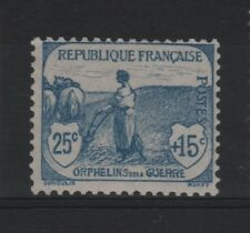 """FRANCE STAMP TIMBRE N° 151 """" ORPHELINS 25c+15c FEMME LABOUR """" NEUF xx LUXE T624"""