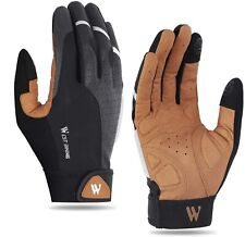 WEST BIKING Cycling Gloves Full Finger Touchscreen MTB BMX Road Racing Riding