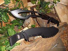 Camillus M-13/Kukri/Combat Machete/Bowie/Cleaver/Survival knife/Titanium/Kydex