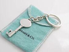 Tiffany & Co RARE Key Keychain Key Chain Key Ring!