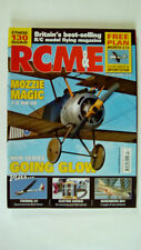 RCM & E RADIO CONTROL MODELS & ELECTRIC MAGAZINE APRIL 2014 + PLAN Vol 57  No 4