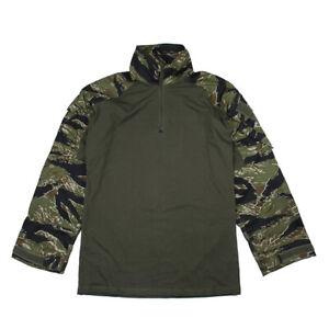 TMC Gen3 Combat Shirt 2020 Ver (Green Tigerstrip) (Size optional) TMC2899-GST