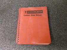 kenworth w900 service manual free owners manual u2022 rh wordworksbysea com kenworth w900 owners manual kenworth w900 service manual pdf