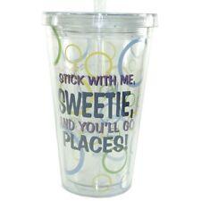 Vandor 18 oz Acrylic Travel Cups #85351 Peanuts (733966065737)