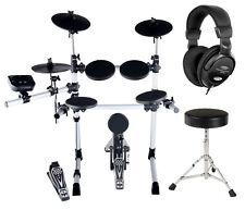 Klasse E-Drum-Set Komplettset - Authentisches Spielgefühl und besondere Features