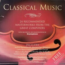 CLASSICAL MUSIC<>promotional CD from Gramophone Magazine ~
