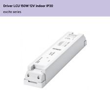 NEW TRIDONIC LCU 150/12 E020 120-240V F&P indoor LED DRIVER - ART: 24166332