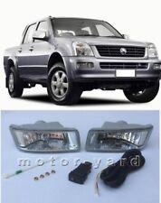 Spot / Driving / Fog Lights Fog Lamps Kit for Holden Rodeo RA 2003 to 2006