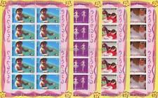 KOSOVO UNMIK - 2006 KINDER CHILDREN 50-53 KLEINBOGEN POSTFRISCH **