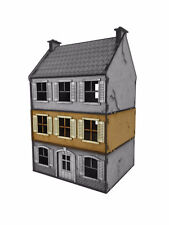 WW Europa piccola casa -- Piano Aggiuntivo 28mm LASER CUT KIT MDF N018