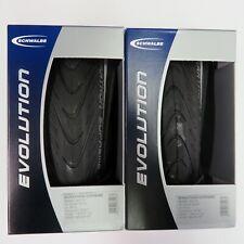 Pair Schwalbe Evolution Marathon Supreme Bike Tires 28 x 2.0 HD Speed Guard