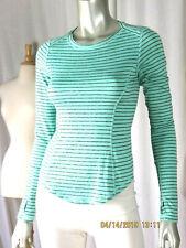 90 DEGREE BY REFLEX GIRLS SZ Children L (12) NWOT Honeydew Blouse Chic Top Shirt