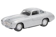 Mercedes-Benz 300 SL Prototype Silver Art no. 452618400, Schuco H0 Model 1:87