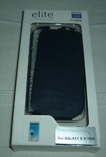 Samsung Licensed Leather-Effect Flip Cover for Galaxy S3 Mini (1st class p+p)
