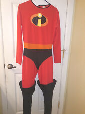 The Incredibles 2 Piece Costume for Women Sz Small