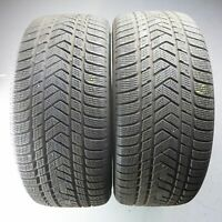 2x Pirelli Scorpion Winter  265/40 R21 105V DOT 4216 7 mm Winterreifen