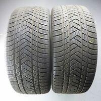 2x Pirelli Scorpion Winter  265/40 R21 105V DOT 4216 7 mm Winterreifen