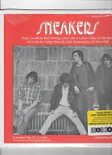 Sneakers 10inch Clear Vinyl w/3 Bonus Tracks Ep Record Store Day Sealed