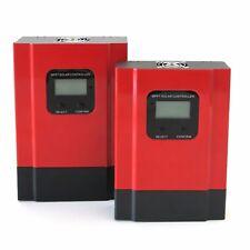 60A 40A MPPT Solar Charge Controller 12V/24V/36V/48V Auto Battery Regulator US