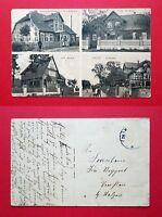 AK DROHE bei Uelzen 1920 Kolonialwarenhandl. Tiedemann, Hof Wellmann    ( 37242
