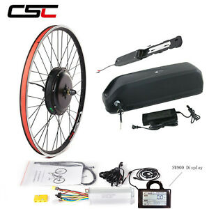 Ebike Conversion Kit 29 48V 1000W 1500W 26 Electric Bike Kit Motor With Battery