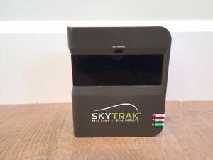 skytrak golf simulator launch monitor