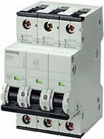 Siemens 5SY4 320-8 20A Circuit Breaker, 3-Pole, 400V, 10KA - NEW
