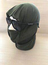 ⭐ Carp Fishing Green Fly Mask Neck Tube Scarf Snood Balaclava Bandana Hat ⭐