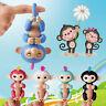 Dedo Bebé Mono Infantil Lindo Electrónico Interactivo Puntas de los Dedos Robot