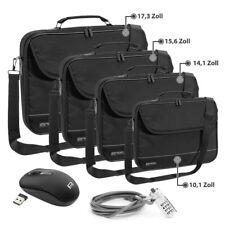 NOTEBOOK Laptop Case Schutz Tasche 14,1 / 15,6 / 17,3 Zoll / wahlweise mit Maus