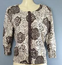 Phase Eight 3/4 Sleeve Floral Jumpers & Cardigans for Women