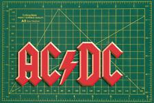 """AC-DC Rock & Roll Pared Portátil Tablet Libro de coche de Puerta Pegatinas Caja de herramientas 6"""" Toy Story"""