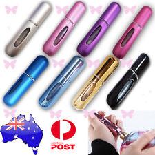 Perfume Atomiser Travel Portable Mini Refillable Bottle Scent Pump Spray x 2,3,4