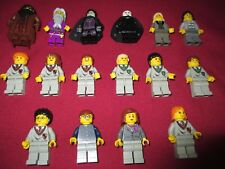 LEGO Harry Potter Minifigures LOT Hagrid,Harry,Ron,Hermione,WILLCOMBINE SHIPPING