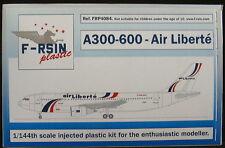 F-RSIN Models 1/144 AIRBUS A300-600 Air Liberte