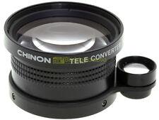 Aggiuntivo tele Chinon Tele Converter x 1.3, per fotocamere Chinon.