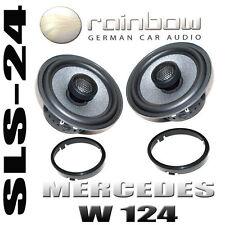 RAINBOW 231241 IL-X4.7 100 Watt Mercedes E-Klasse W124 Lautsprecher Heckablage