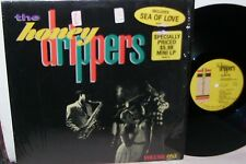 "The Honeydrippers Volume 1 LP NM ""SHRINK/SEA of LOVE SONG STICKER Plant Zeppelin"