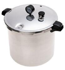 NEW Presto 23-Quart Aluminum Pressure Cooker and Canner 01781 Canning Pot