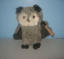 "12"" Applause Bravo ""Ferguson"" 12158 Stuffed Plush Horned Owl - 1988 Anima w/Tag"