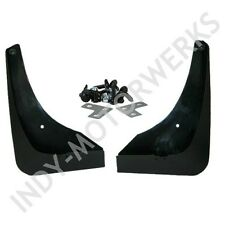 C5 97-04 CORVETTE REAR ALTEC FENDER GUARDS BOTH LEFT AND RIGHT SIDES MUD FLAPS