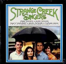 Strange Creek Singers SEALED LP 60's Folk Supergroup w Mike Seeger Hazel Dickens