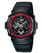 Casio G Shock * AW591-4A Anadigi Red and Black Resin Gshock Watch COD PayPal