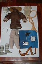 """Han Solo Hoth Outfit 12""""-Hasbro-Star Wars 1/6 Scale Custom Side Show"""