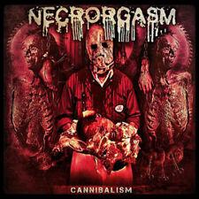 Necrorgasm – Cannibalism (CD, 2014) Greek Death Metal